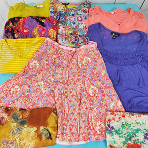 Mystery Box Reseller Box Colorful Summer Trendy